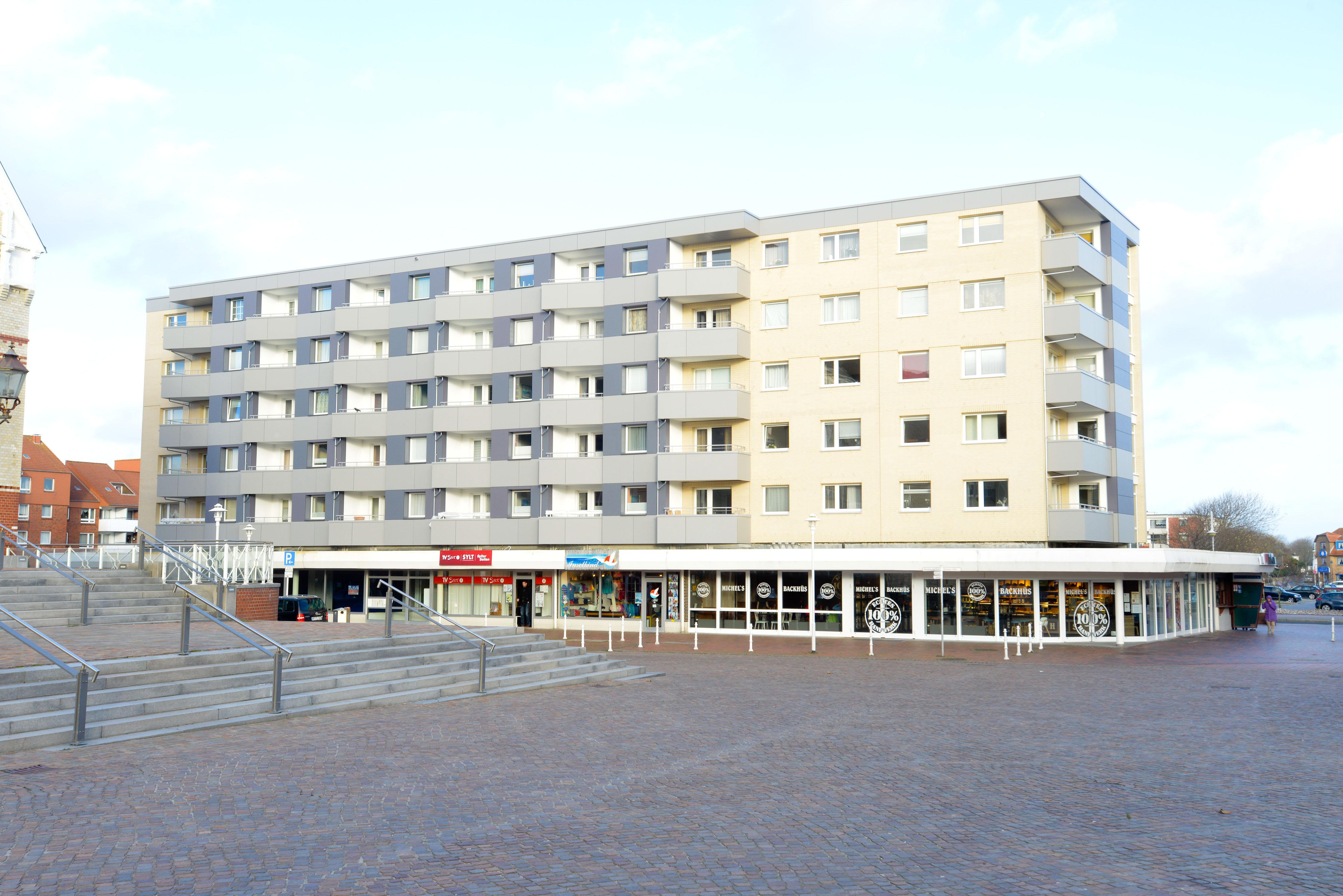 Haus Ankerlicht Stephanstr 8 Westerland 1 Etage